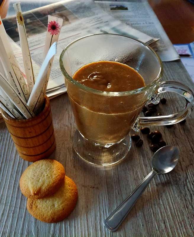 Crema Calda al Caffè